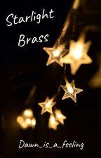 Starlight Brass by Beigehere