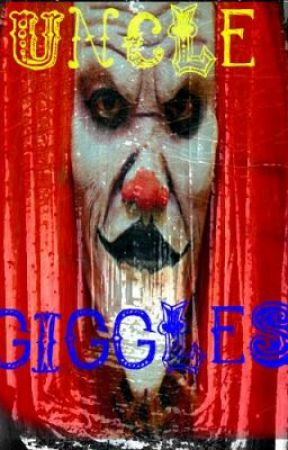 Uncle Giggles and the Amazing Cannibalism Act by Bmhorror