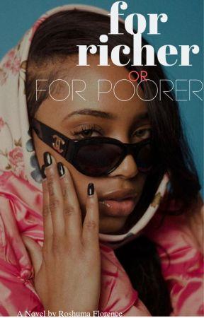 For Richer or For Poorer by Roshuma