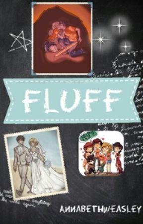 Fluff (A Meeting Percabeth Fanfic) - Chapter 2-Skye Ashworth