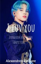 i luv you (Jeongyeon x Jimin) by AlexandreaEstillore