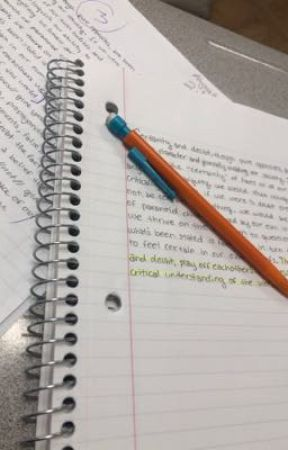 School Stuff by WhyIsDanRunning