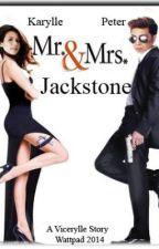 Mr. and Mrs. Jackstone by iamfrancella