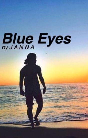 blue eyes / n.g