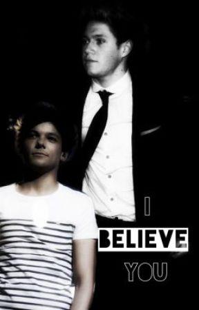 I Believe You by eishytomlinson