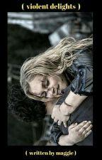 ⠀⠀⠀★。・ violent delights, faceclaims by esteIIas