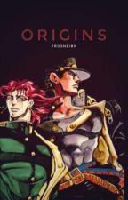 Origins - Jotakak by frosneibv