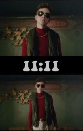 11:11 → Daniel Seavey by -loserseavey