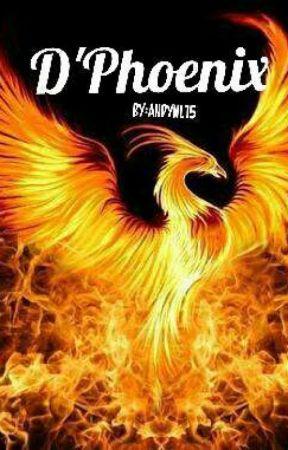 D'Phoenix by AndyNL15