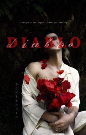 Diablo  by bonberrie