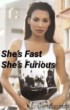 She's Fast, She's Furious • Dominic Toretto by summer6hall