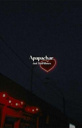 Apapachar |Stony| by Just_DustNBones