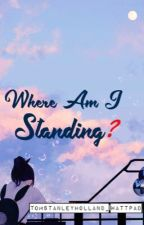 Where Am I Standing? by tomstanleyholland_
