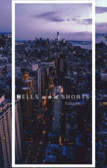 Hells and shorts || ita.