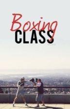 Boxing class [punk h.s.] by Stillmymalik