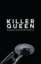 KILLER QUEEN︱jim kirk by asgxrdians