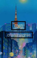Female crush x Female reader  by lexieanderson06