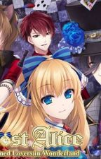 [Otome] Lost Alice: Prologue by Otome_writer