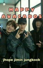 Happy Avacados // 3J by bangtanit