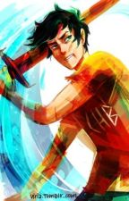 Percy Jackson The Son of Chaos. by Aura_Sinchaser716