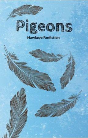 Pigeons  by CreeperSpeedster