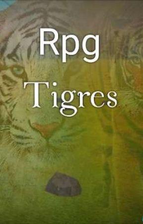 Rpg Tigres (Non actif, peut-être supprimé plus tard) by Fleur_de_liseron