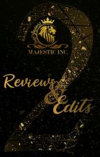 Majestic Inc Reviews & Edits 2 by MajesticIncAwards