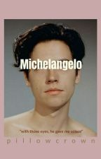 michelangelo by pillowcrown