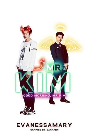 Mr Kim [COMING SOON] by EVanessaMary