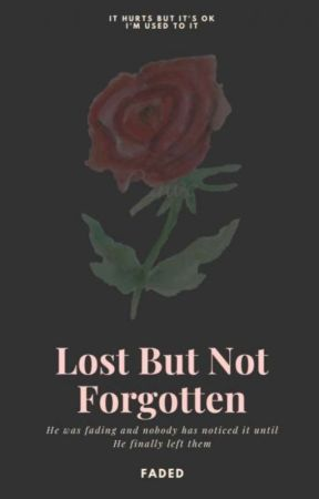 Lost but not forgotten: Faded by bangtan_cult_