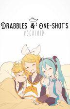 '·.·★ ᗪ૨αɓɓℓεร & Onє-shσt's『Vocaloid & Utaites』★·.·'¯ by Caroline_Mei_01