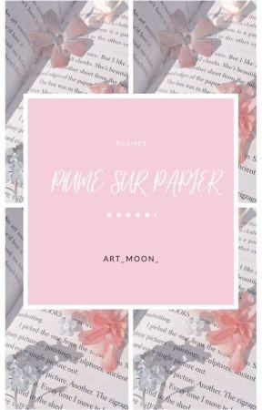 Plume Sur Papier by Art_Moon_