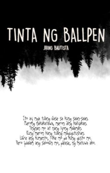 Tinta Ng Ballpen (Mga Tulang Tagalog)