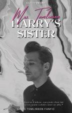 Harry's sister by mysticgamerxx