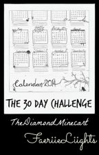 The 30 Day Challenge ~A Thediamondminecart FanFic by eevar-