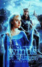 Winds of Winter 。 Loki Laufeyson by pepperronys