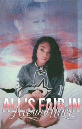 all's fair in love and war by messynormani