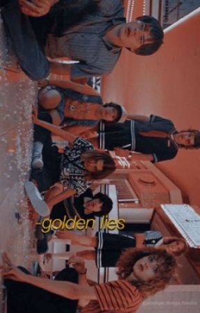 Golden Lies ━━ Stranger Things  by http-idle