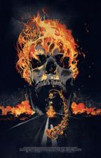 Ghost Rider + RWBY (Crossover) by Jazz2064