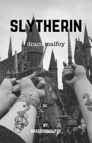 SLYTHERIN | draco malfoy [4]