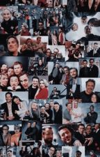 Marvel one shots and imagines by abigail_maximoff