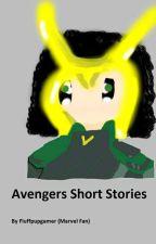Marvel Avengers stories  by Fluffpupgamer