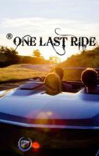 ONE LAST RIDE by RanGeorge