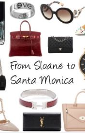 From Sloane to Santa Monica by HEFitzcharles