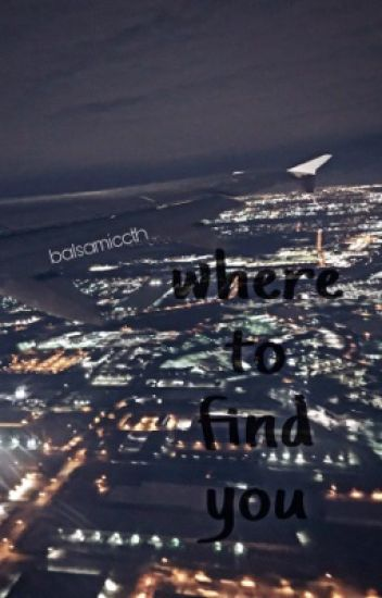 Where to Find You [calum hood soulmate au]