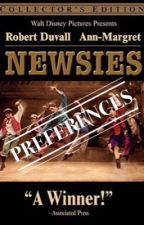Newsies Preferences  by gingeraesthetics