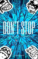 Don't Stop (5 Seconds of Summer AU) by Kungster