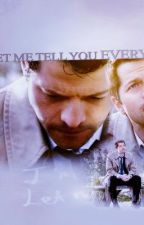 Blue eyes - Castiel x Reader by AngelMariaKurenai