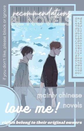 Chinese BL Novel Recommendation - The Scum Villain's Self-Saving