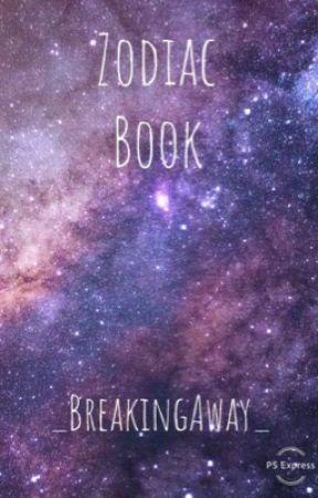 Zodiac Book by _BreakingAway_